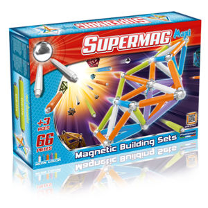 Supermag Supermaxi Fluo zářivé barvy