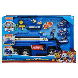 Spin Master Paw Patrol Multifunkční záchrané auto