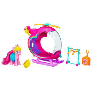 Hasbro My Little Pony Pinkie Pie s helikoptérou