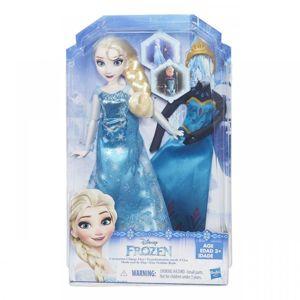 Hasbro Ledové království Panenka s náhradními šaty, více druhů