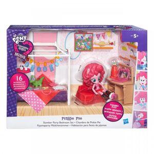 Hasbro Equestria Girl Hrací set - pokojíček