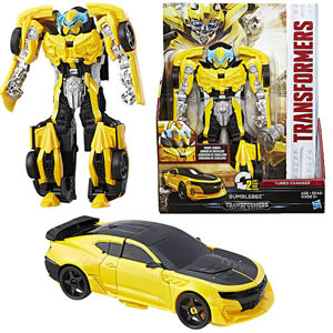 Hasbro Transformers  MV5 Turbo 3x transformace