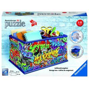 Ravensburger Úložná krabice Graffiti; 3D, 216 dílků