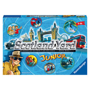 Ravensburger hra Scotland Yard Junior