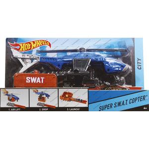 Mattel Hot Wheels Super akce, více druhů