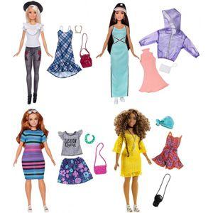 Mattel Barbie Modelka s oblečky a doplňky, více druhů