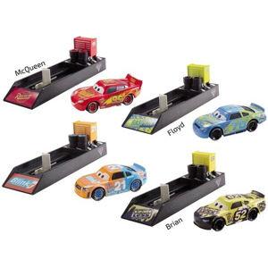 MATTEL Cars 3 vystřelovač s autíčkem, více druhů