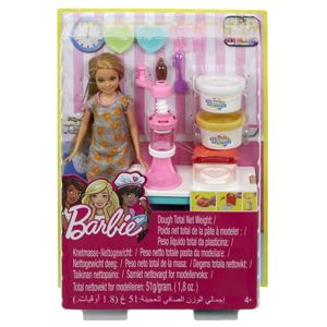 Mattel Barbie Stacie snídaňový set