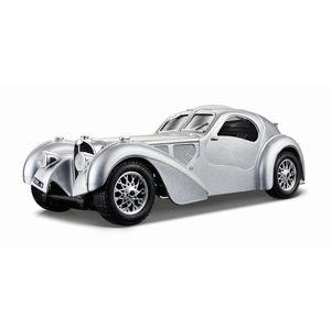Bburago 1:24 Bugatti Atlantic Silver