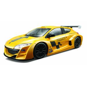 Bburago 1:24 Renault Mégane Trophy Metallic Yellow