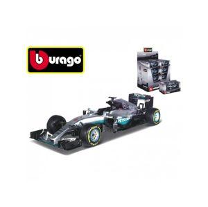 Bburago 1:43 Race F1 Mercedes AMG Petronas F1 W07 hybrid asst