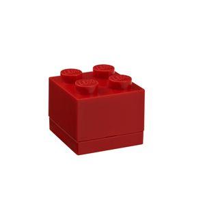 LEGO Mini Box 46 x 46 x 43 - červená