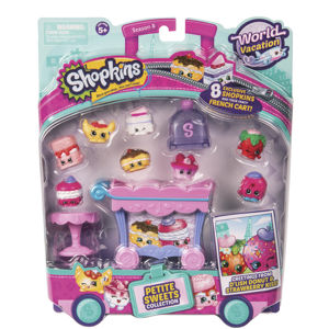 ADC Blackfire Shopkins S8- Themed pack