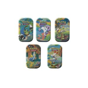 Adc Blackfire Pokémon TCG: Galar Pals Mini Tin