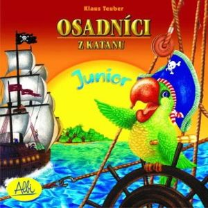 Osadníci z Katanu - Junior
