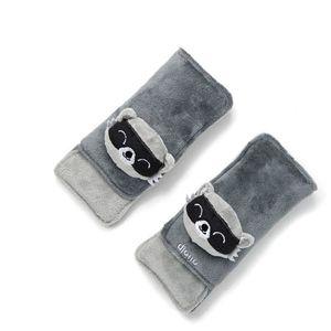 Diono chránič pásu Soft Wraps™ & Toy - Racoon