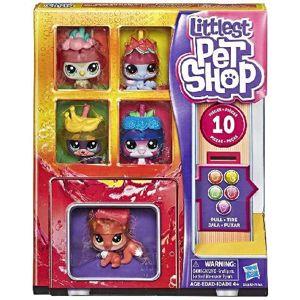 """Hasbro Littlest Pet Shop Set """"automat na zvířátka"""" - Oranžový"""