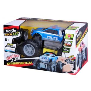 Maisto RC Off-Road Emergency - Policie