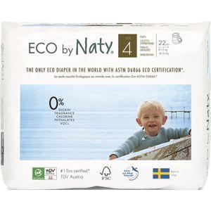 Eco by Naty Natahovací plenkové kalhotky Maxi 8-15 kg (22 ks)