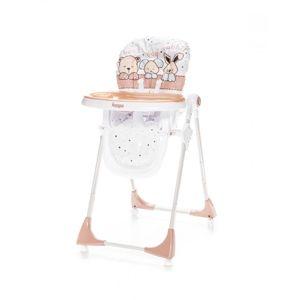 Zopa Dětská židlička Monti Animal Beige