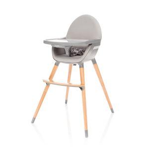 Zopa Dětská židlička Dolce Dove Grey/Grey