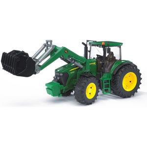 Bruder Traktor JOHN DEERE 7930 + čelní nakladač
