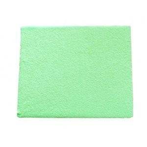 COSING Prostěradlo s membránou / hygienický chránič 120 x 60 cm - zelená