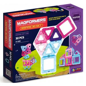 Magformers - 30 Pastel