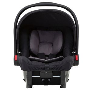 Graco Snugessentials i-Size 2019 midnight black autosedačka 40-75 cm