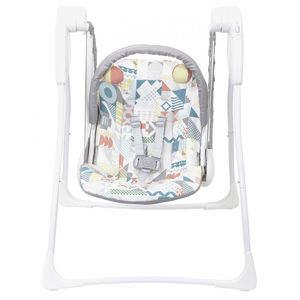 Graco Baby Delight patchwork houpátko