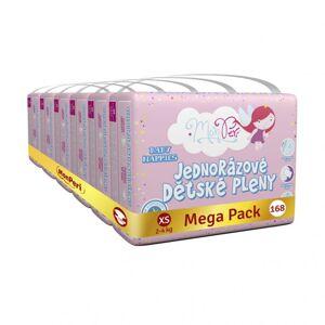 MonPeri Klasik Mega Pack XS