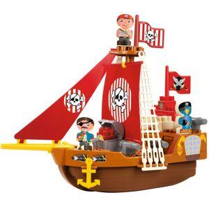 Ecoiffier Abrick Pirátská loď