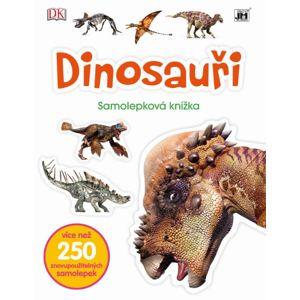 Naučné sam. kn. 6+/ Dinos.