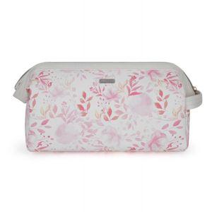 OXY LADY Kosmetická taška velká Pink flowers