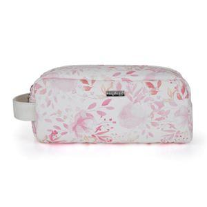 OXY LADY Kosmetická taška malá Pink flowers