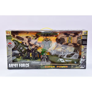 Mac Toys Vojenská sada velká