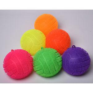 Mac Toys Střapatý balon svítící