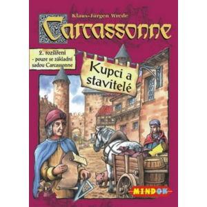 Mindok Carcassonne  2 Kupci a stavitelé