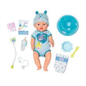 Zapf Creation Baby Born Soft Touch Chlapec - poškozený obal