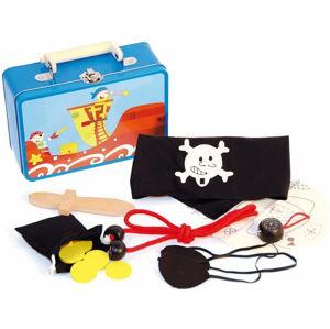 """Woody Set v kufříku """"Piráti"""" - poškozený obal"""