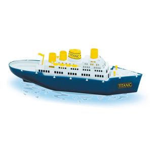 Mondo Plastová loď Titanic - poškozený obal