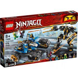 Lego Bouřlivý jezdec - poškozený obal