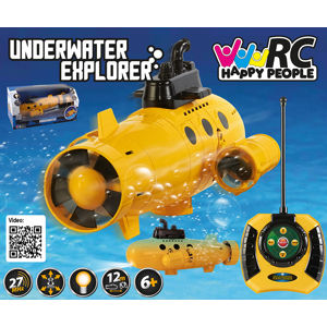HAPPY PEOPLE 3738010 Ponorka - poškozený obal