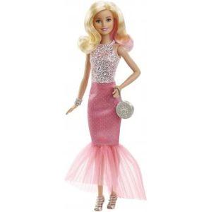 Mattel Barbie Večerní šaty - poškozený obal