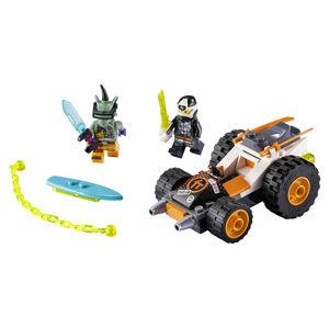 LEGO NINJAGO 2271706 Coleovo rychlé auto - poškozený obal