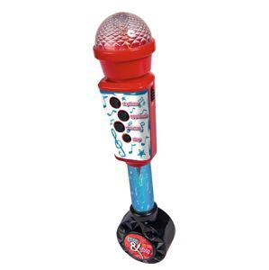 SIMBA S 6834433 Elektronický mikrofon 28 cm, vstup pro MP3-poškozené zboží