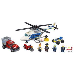 LEGO CITY 2260243 Pronásledování s policejní helikoptérou - poškozený obal