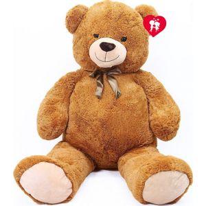 RAPPA Velký plyšový medvěd Max, 150 cm