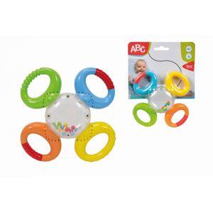 ABC Chrastítko multi-otáčecí