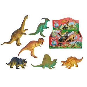 Simba Gumový dinosaurus 11-14cm, 6 druhů,
